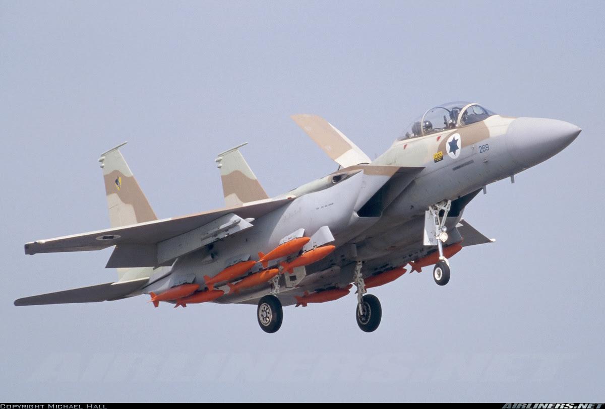 Resultado de imagen para F-15I Ra'am