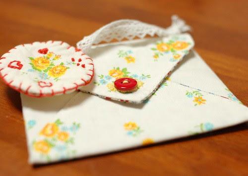 Love letter pouch