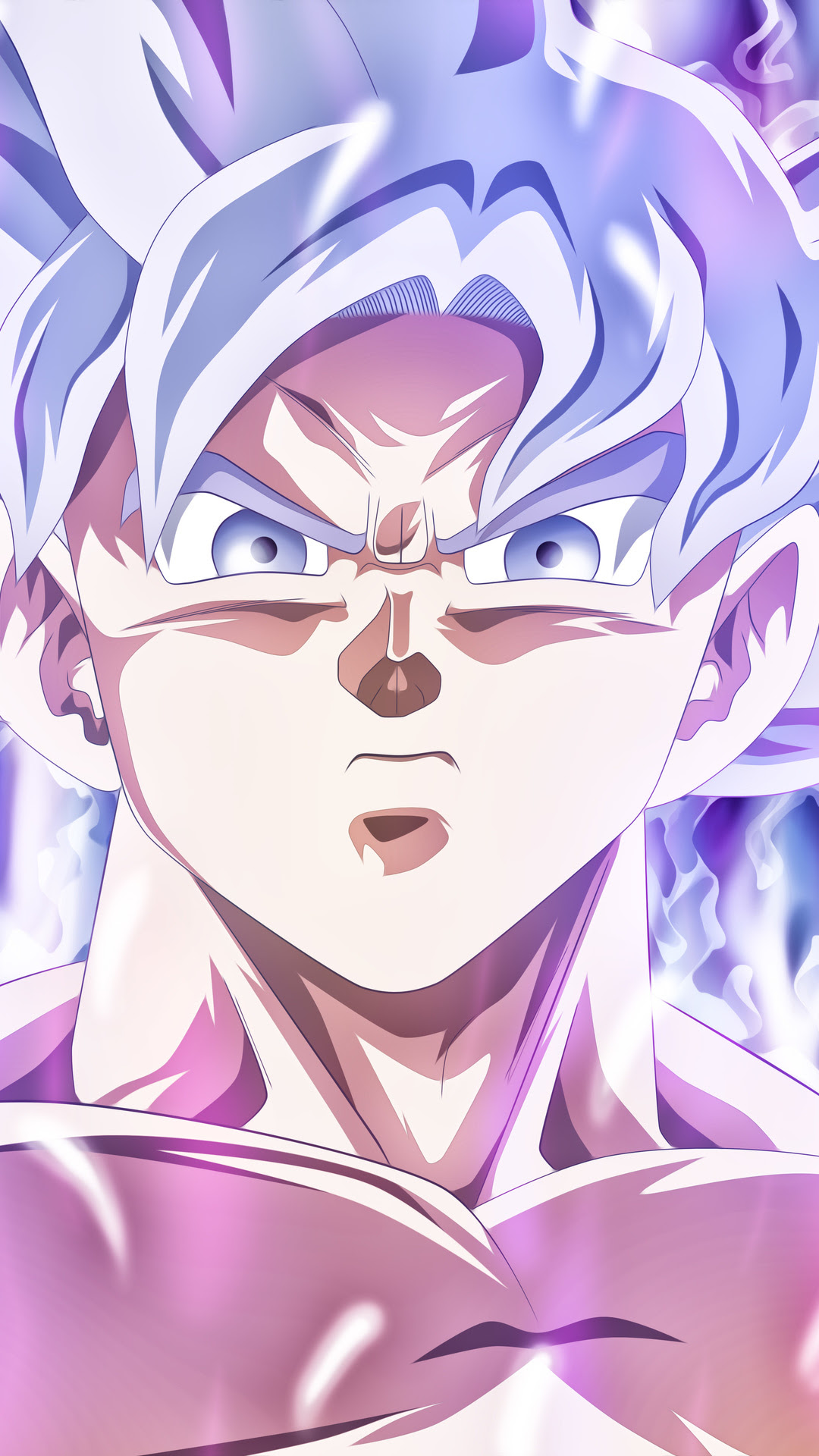 Goku Mastered Ultra Instinct Download 4k Wallpapers