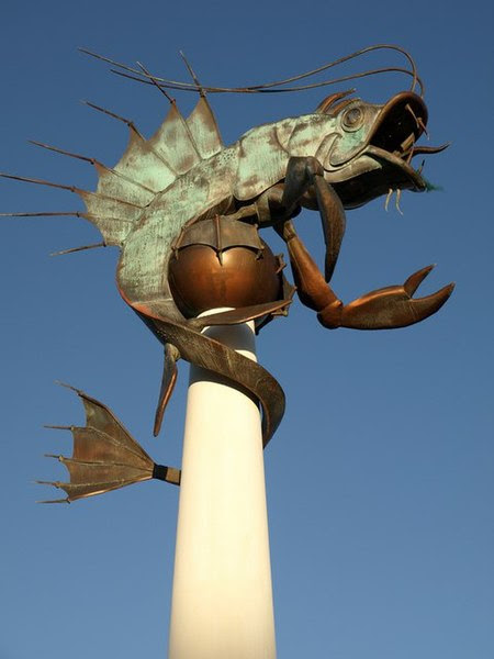 File:Plymouth Sea Monster - geograph.org.uk - 1581023.jpg