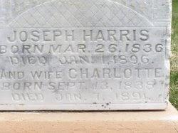 Joseph Robert Harris