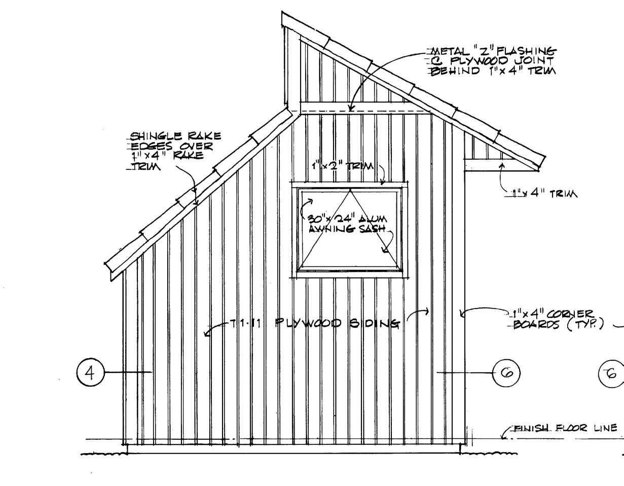 Storage Shed Plans Kits | Jonathan Steele