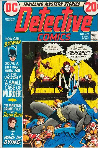 Detective Comics #427