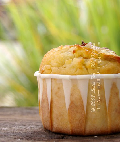 Durian Muffin
