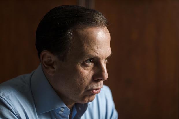 João Doria, que adotou estratégia de se mostrar focado na Prefeitura de São Paulo para não se expor