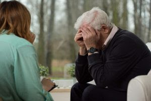 Depression in elderly difficult to treat, response to ...