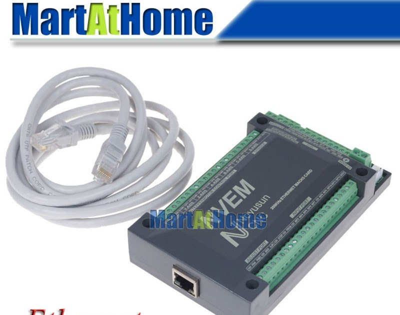 Comprare NVEM3 V2 CNC 3 Axs 200 Khz Ethernet MACH3 Scheda Di