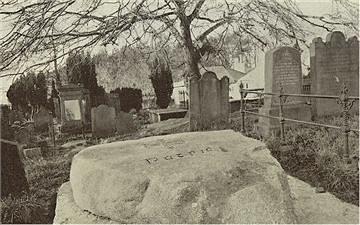 St. Patricks Grave
