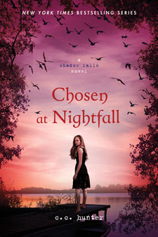 Chosen at Nightfall (Shadow Falls, #5)