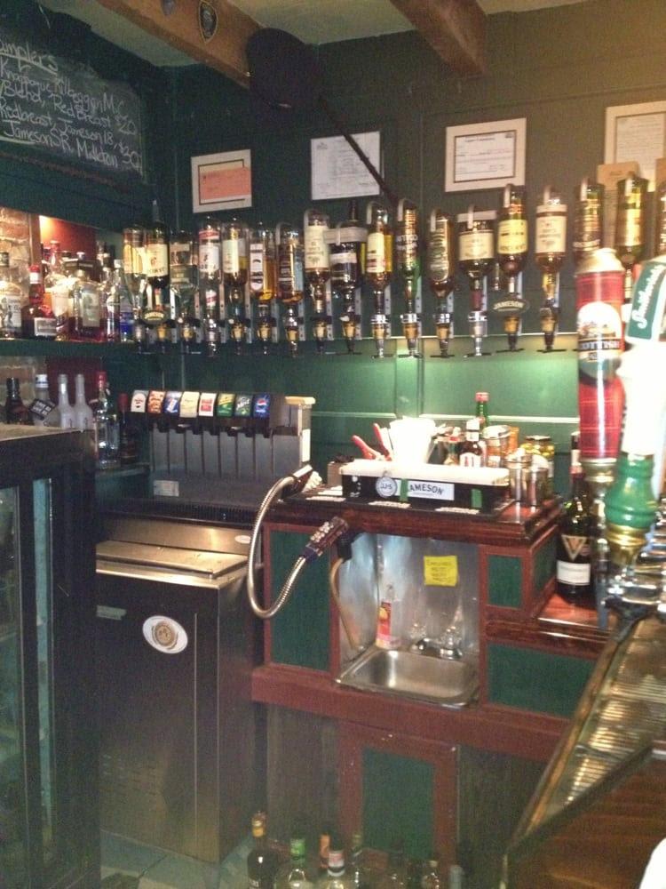 Kathleen's Cottage - Bristol, NH, United States. NH's largest Irish Whiskey selection at Kathleen's Cottage. Yum!