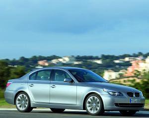 BMW 5-series -