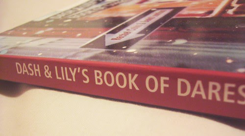 Dash&Lily's book cover