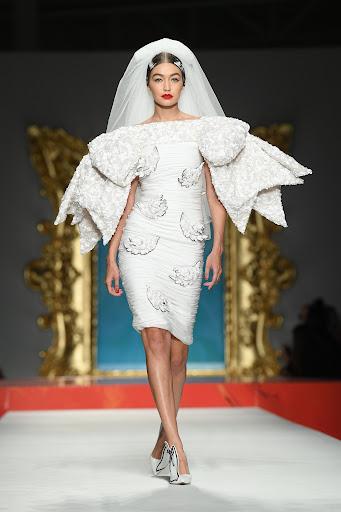 Avatar of Gigi Hadid Just Walked Down the Runway as a Bride . . . Again!