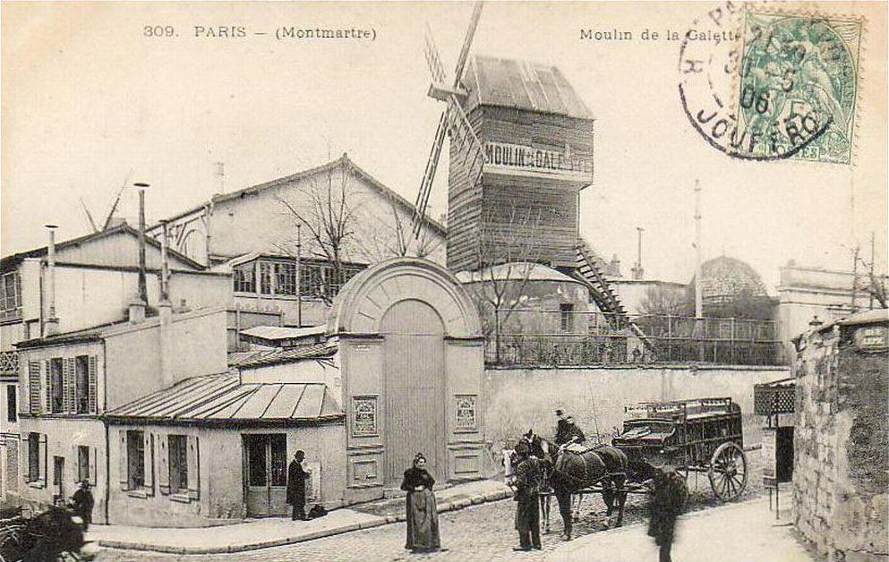 Resultado de imagen de moulin d ela galette