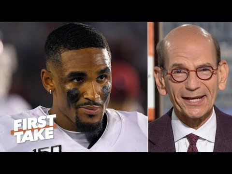 Paul Finebaum: Jalen Hurts, Oklahoma Have No Chance to Make the CFP -