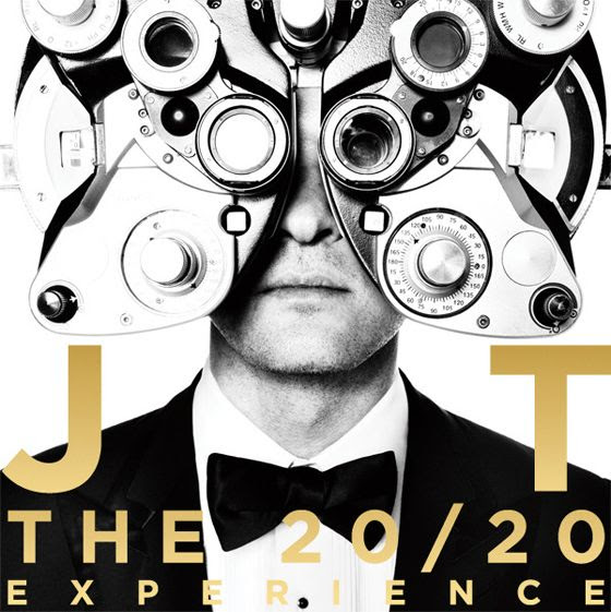 The 20/20 Experience (Cover), Justin Timberlake