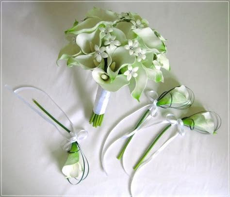Artificial Wedding Flowers and Bouquets   Australia: Calla
