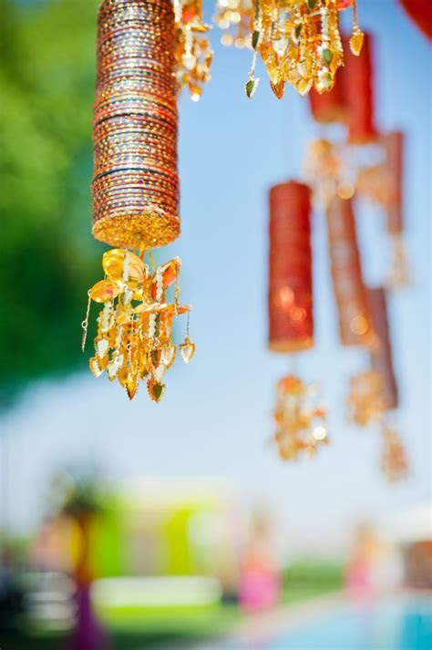 #Trending: Bridal Kaleere As Mehendi/Wedding Decor