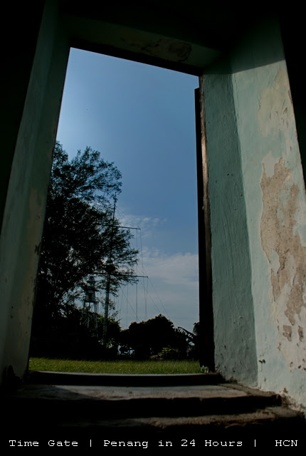 Fort Cornwallis - Time Gate