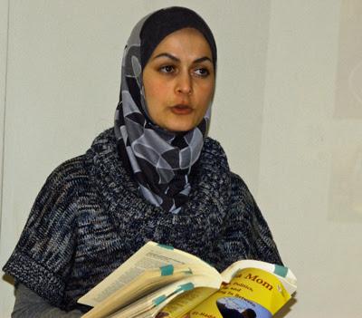 leila-el-haddad-reading-from-Gaza-Mom.jpg