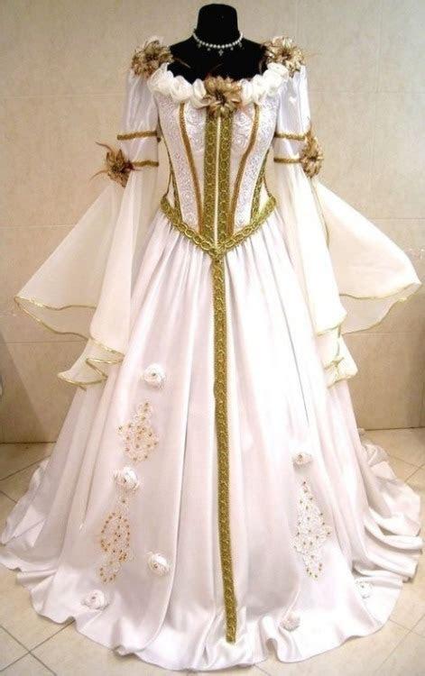 medieval wedding dress tumblr