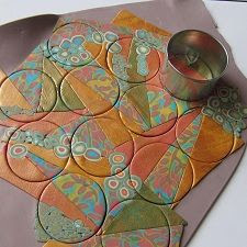 golden beads 12  jewelry and polymer clay tutorial heaven