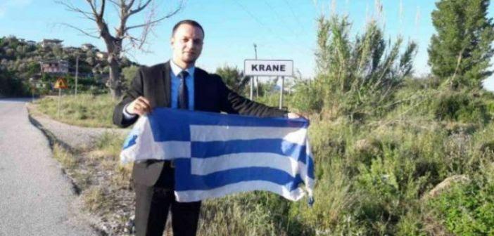 Οι Αλβανοί κατεβάζουν ελληνικές σημαίες και θέλουν μέχρι και την Ναύπακτο!