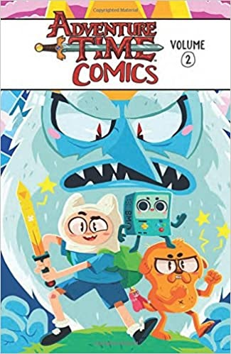 Adventure Time Comic Volume 2