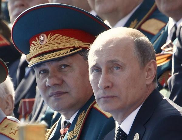 Και αν στην θέση του Πούτιν βρεθεί Στρατηγός;