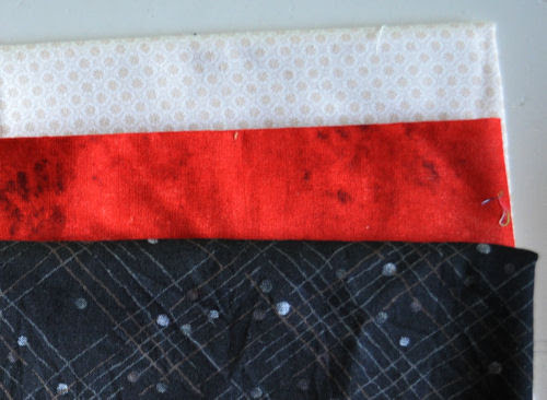 fabric choice : less is more :: minimalistisk :: stoffvalg