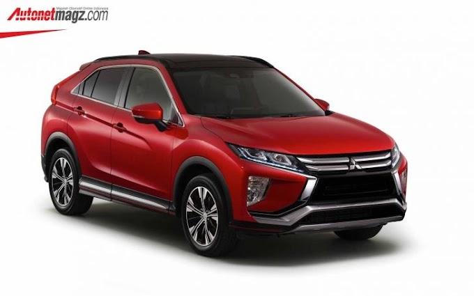 Mitsubishi Eclipse Cross Facelift Hadir Akhir Tahun! oleh - pajeroindonesia.online