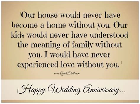 Happy Wedding Anniversary Quotes for my Wife   Happy