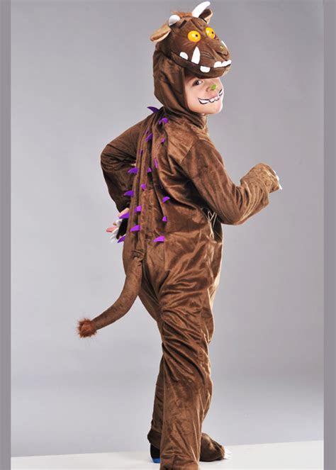 Kids The Gruffalo Fancy Dress Costume