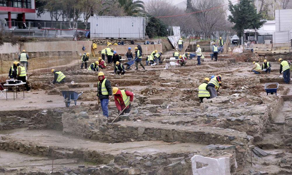 Θεσπρωτία: Προσλήψεις από την εφορεία αρχαιοτήτων για την παρακολούθηση του αποχετευτικού Παραμυθιάς