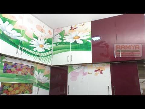 Ramya Modular Kitchen & Interiors | Our Client Mr. M. L. Pandiyarajan  T...