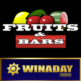 WinADay Casino has a Free Chip for Players Taking its New Fruits and Bars Penny Slot for a Spin This Weekend