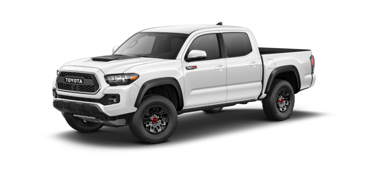 2019 Toyota Tacoma Double Cab At Folsom Lake Toyota The Legendary