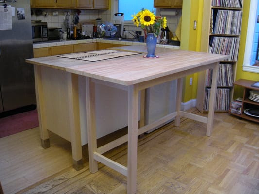 Amazing Kitchen Island Table 533 x 400 · 43 kB · jpeg