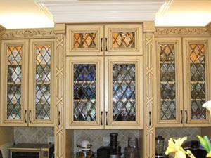 The Beveled Edge- Cabinet Doors
