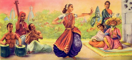 eclair danse inde