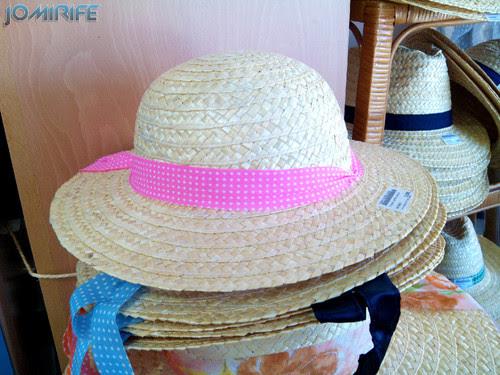 Chapéus de palha   Straw hats