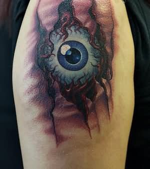 Evil Tattoo Images Designs