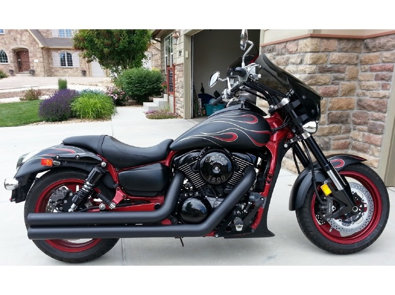 Kawasaki Mean Streak Motorcycles For Sale In Fort Collins