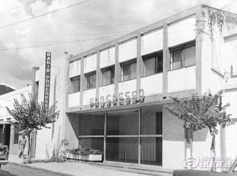 Peça e ouça: O rádio em São Carlos nos anos 70 - Crédito: Arquivo Histórico e Luiz Augusto Zoia