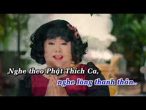 Nghe Theo Phật Thích Ca Karaoke - Cô Ú