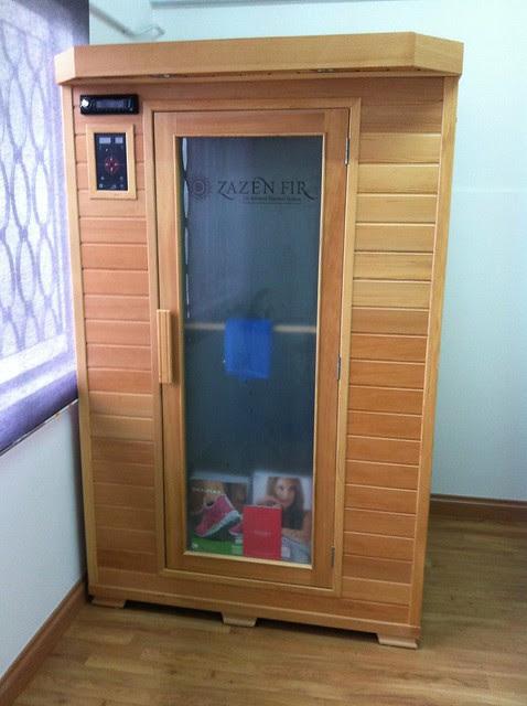 FIR Sauna - Fitology