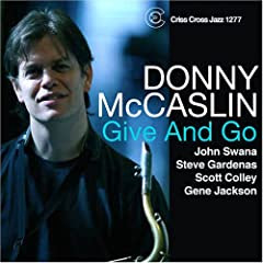 Donny McCaslin cover
