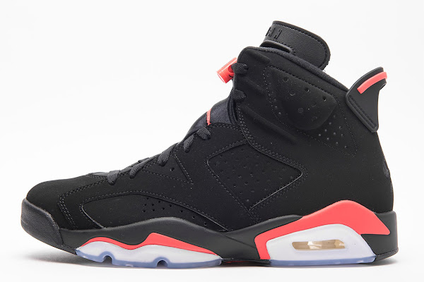 """35a54b52508 The Air Jordan 6 """"Infrared"""" Is Finally Returning On February 16th"""