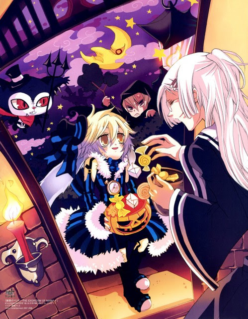 Halloween Wallpaper And Scan Gallery Minitokyo