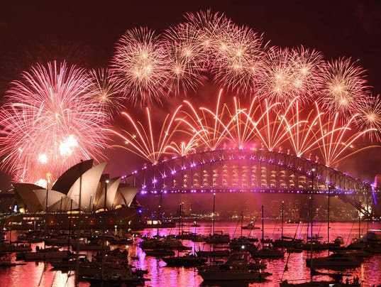 EPA AUSTRALIA NEW YEAR 2017 ACE CUSTOMS & TRADITIONS AUS NE